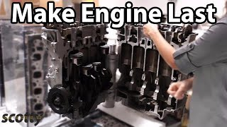 Make Your Car Engine Last A Long Time