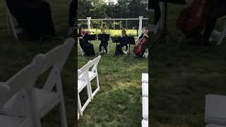 La Vie en Rose for String Quartet