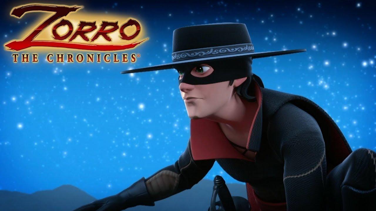 Las Crónicas del Zorro | LA TRAMPA | Capítulo 03 | Dibujos de super héroes