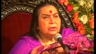 Sahaja Yoga - Christmas Puja Talk  (Shri Mataji Nirmala Devi)