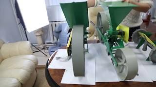 Ручная Сеялка СРТ-1 М от компании Роста обзор 2017