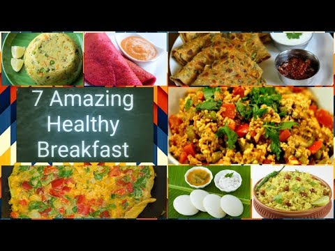 7-quick-&-healthy-breakfast-options-for-the-week-|-breakfast-ideas-for-weight-loss