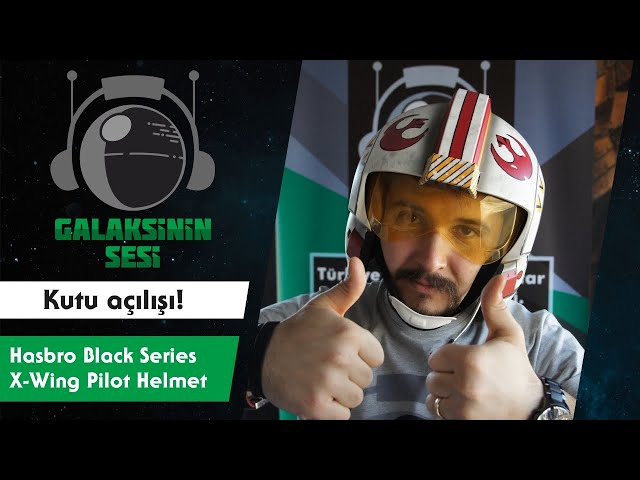 Kutu açılışı #6 - Hasbro Black Series Luke Skywalker Battle Simulation Helmet