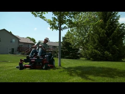 Mowing Tips When Using A Zero Turn Mower