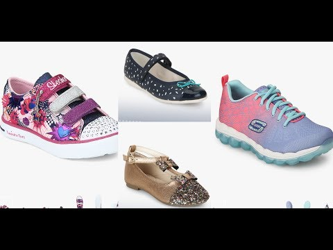 JABONG ONLINE SHOPPING HAUL | KIDS LATEST SNEAKERS BELLIES | SHOES FOR GIRLS 2018
