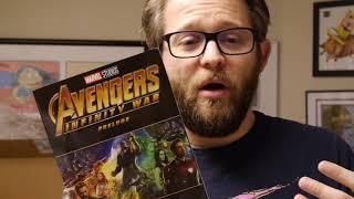 Marvel Comics Review: Marvel's Avengers: Infinity War Prelude