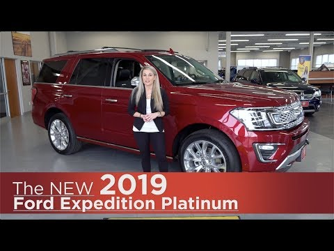 The New 2019 Ford Expedition Platinum | Elk River, Coon Rapids, Minneapolis, St Paul, St Cloud, MN