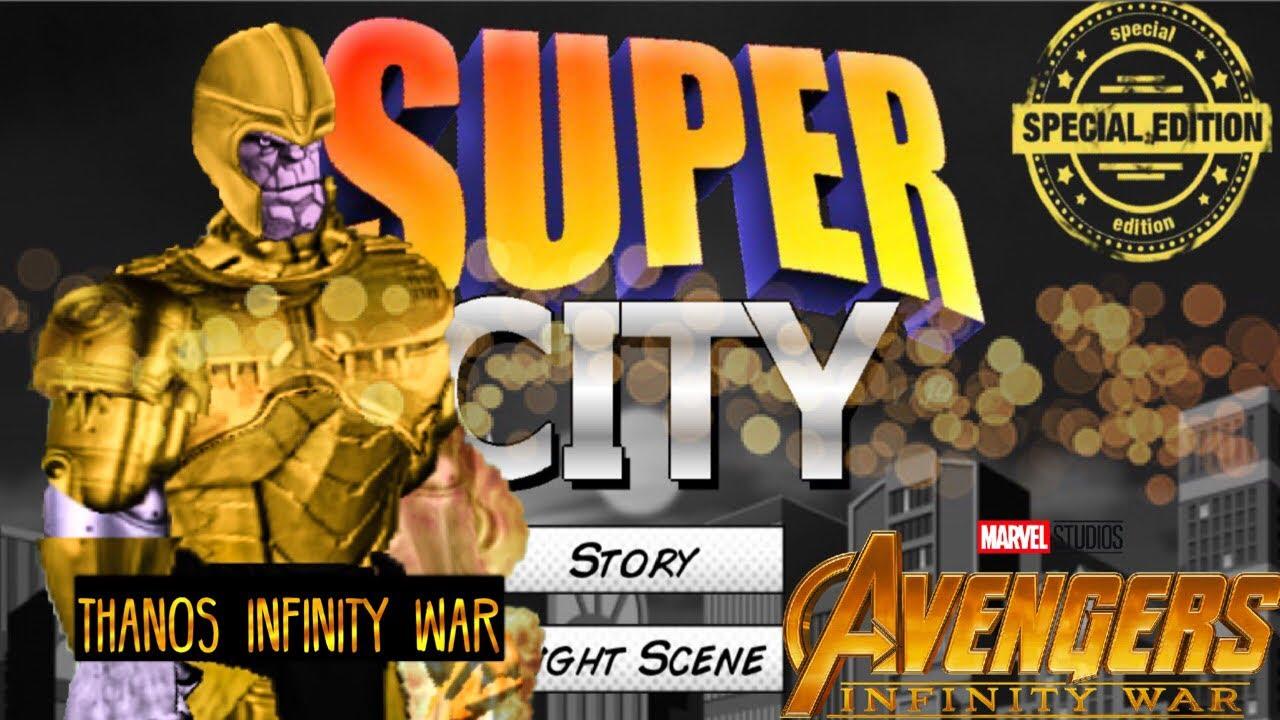 Super City – Super Hero Sim