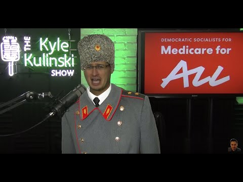 Kyle Kulinski Doesn't Get Russia