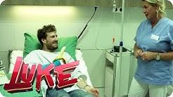 Darmprobleme! Luke in der Klinik am Südring - LUKE! Die Woche und ich