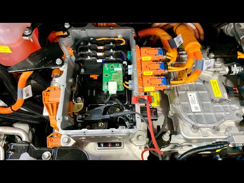 How Safe From Electrical Shock Are You In An Electric Vehicle?