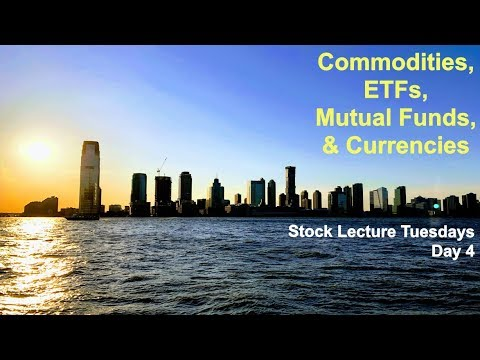 Stock Lecture Tuesdays 4: Building wealth through alternative paper assets (ETFs, Funds, & More)