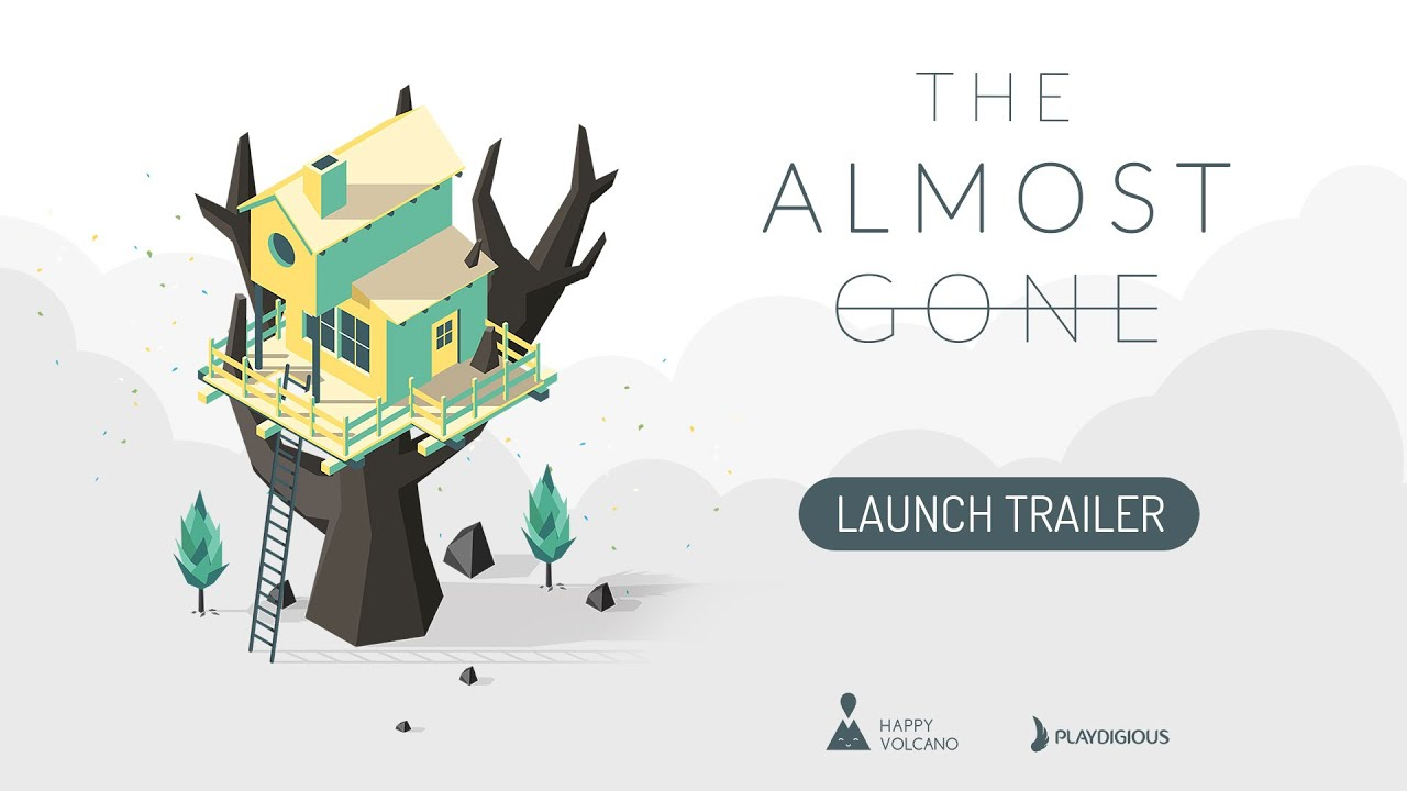 The Almost Gone - Launch Trailer - Android