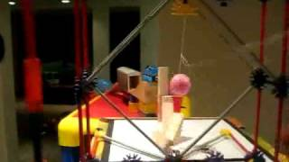Rube Goldberg Machine - Putting a Penny in a Piggybank