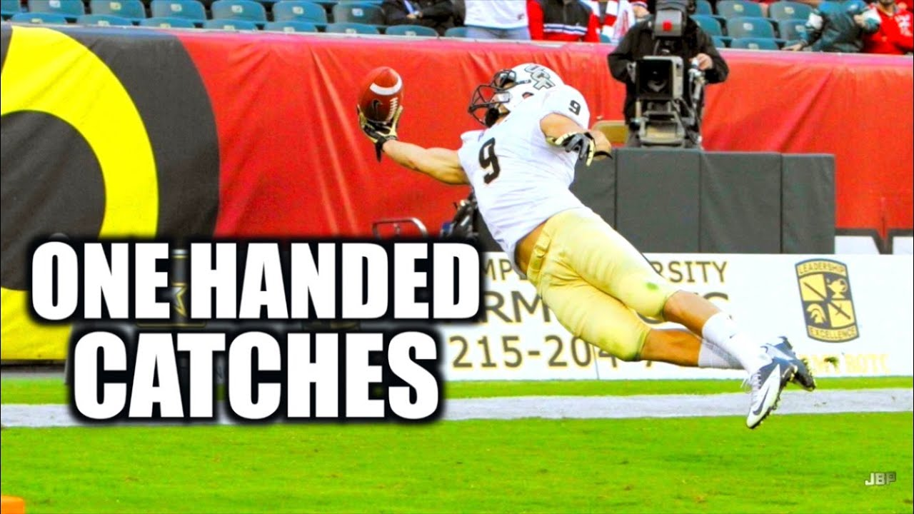 Download Best One-Handed Catches in College Football [Non Power-5] ᴴᴰ