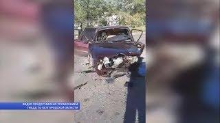 В Красногвардейском районе в ДТП погибла девушка