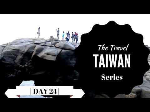The Journey to Elephant Trunk Mountain (深澳岬角) | Travel Taiwan Series Day 24 🇹🇼