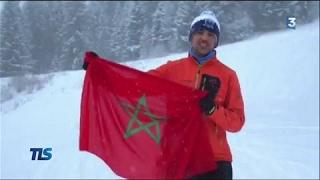 JO 2018 : du slalom au ski de fond, le sacré défi de Samir Azzimani