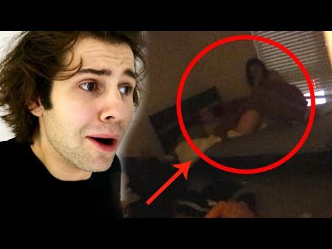 CAUGHT HIM WITH A GIRL IN MY BED!! (AGAIN) (REAL FOOTAGE)