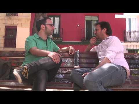 Entrevista con Daniel Castro y Luis López Carrasco