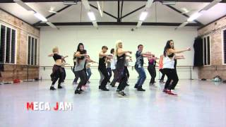 'I'm Out' Ciara ft. Nicki Minaj choreography by Jasmine Meakin (Mega Jam)