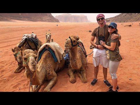 Travel Vlog- Israel and Jordan 2018