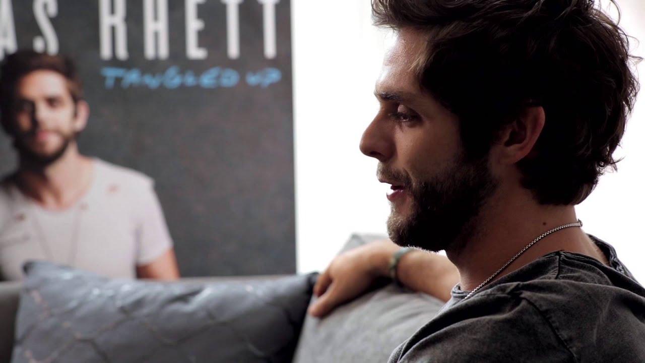 "Thomas Rhett — Behind The Song ""I Feel Good"""