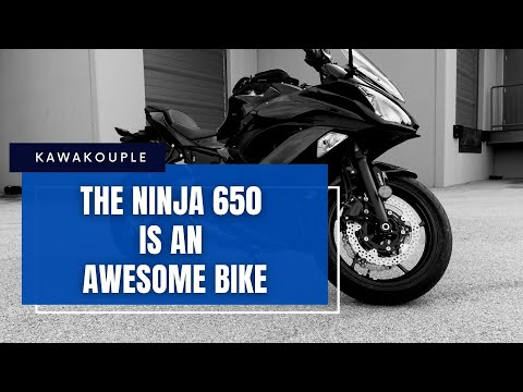 Yes, The Ninja 650 Is An Awesome Bike, I Highly Recommend It