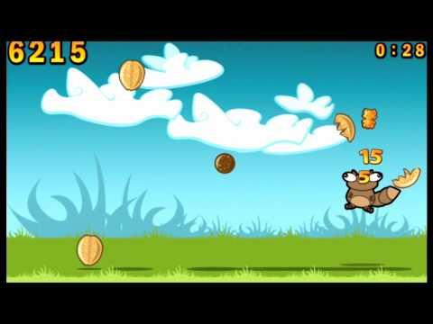 Noogra Nuts - Gameplay