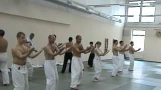 Sanchin kata Shohei Ryu / Uechi Ryu Kei in Moskow
