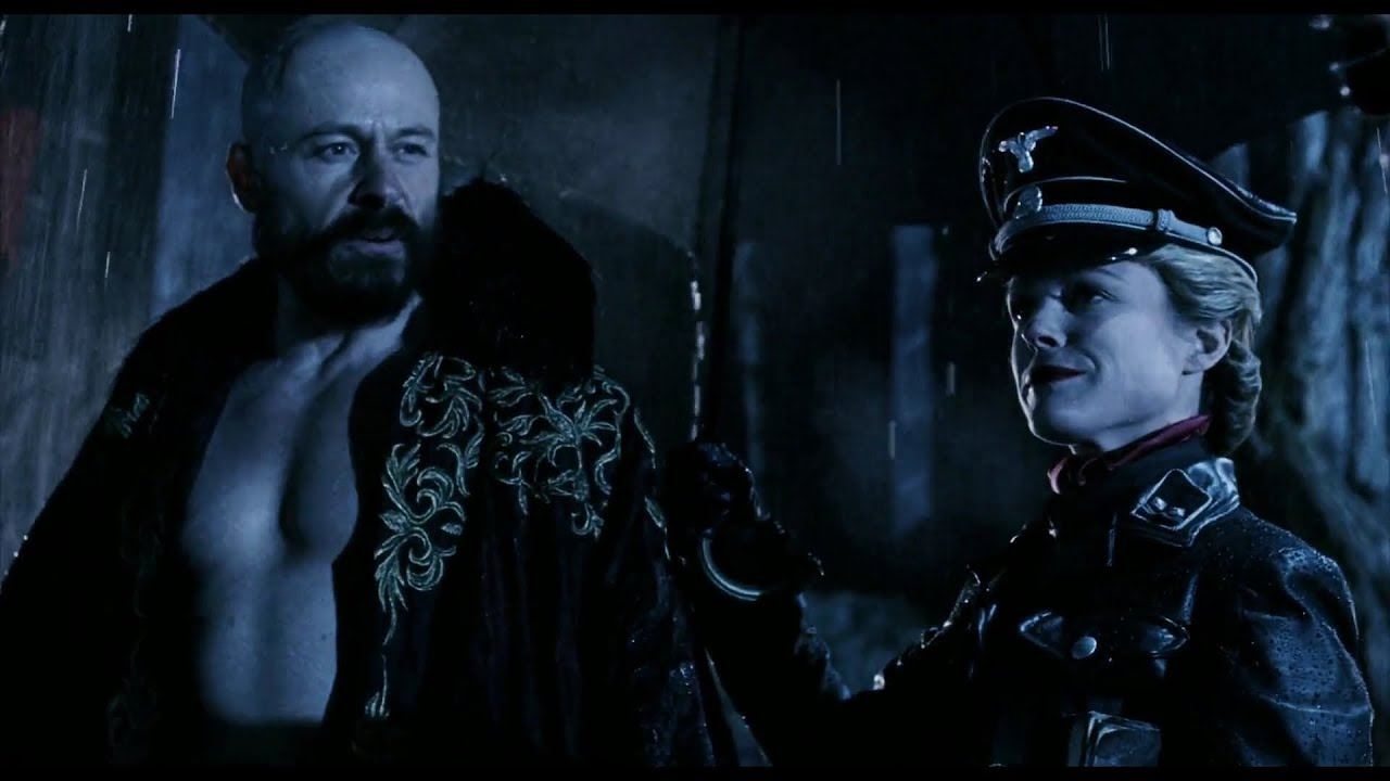 "Pelicula Porno Rasputin karel roden ""rasputin"" scenes in hellboy (2004)"