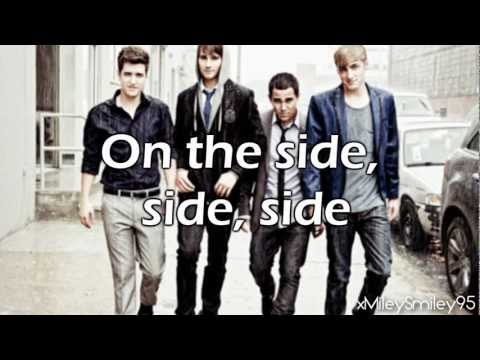 Big Time Rush - All Over Again (with lyrics)