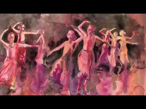 Ballet d'Aquarelle