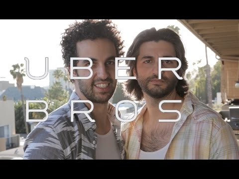 UBER BROS - Two Iranian Brothers with One American Dream