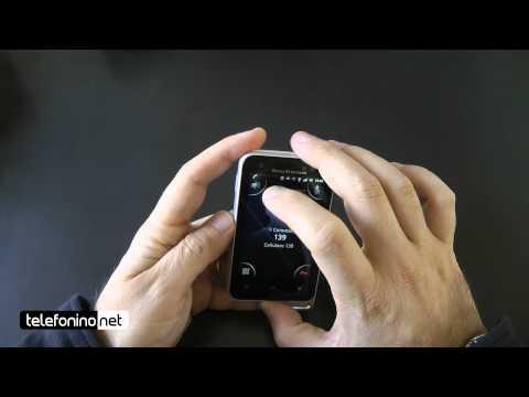 Sony Ericsson Xperia Active videoreview da Telefonino.net