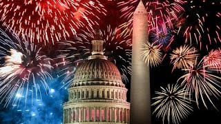 Top 10 - Fireworks Shows in America ('Murica!)
