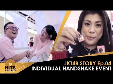 "JKT48 Story Episode 04 ""Individual Handshake Event + Indonesian Idol meet Idol Group"""
