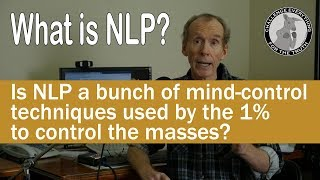 Is NLP a bunch of mind-control techniques used by the 1% to control the masses?