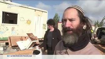 Cisjordanie : évacuation musclée de colons