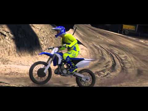 GTA 5 PC Rockstar editor Montage Mx is awesome / Motocross world / Mx montage / Stunt montage