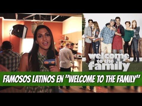 ¡Gringos y Latinos Pelean, Embarazos y Risas en ʺWelcome To the Family!ʺ