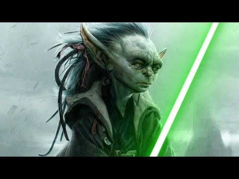 How Yoda Became A Jedi - Star Wars Explained (LEGENDS AND CANON)