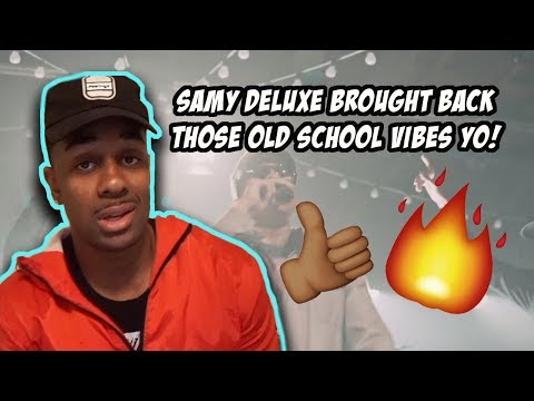 Samy Deluxe feat. Torch, Xavier Naidoo, Afrob, Megaloh & Denyo - Adriano (SaMTV Unplugged) REACTION