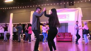 DF Dance partners with Jonathan Ibarra of Alma Latina for SENSUAL Bachata Fusion!