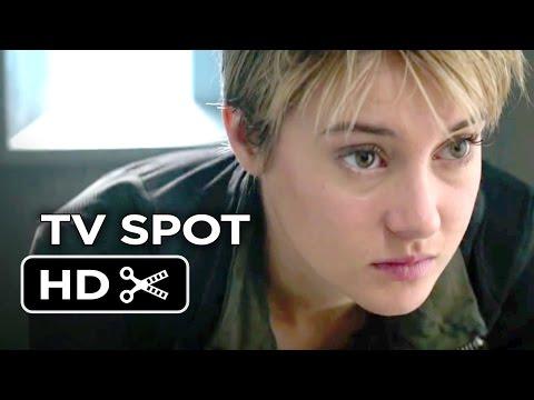 Insurgent TV SPOT - Phenomenon (2015) - Shailene Woodley, Ansel Elgort HD