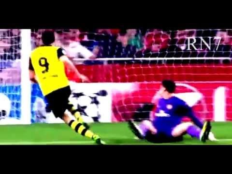 Real Madrid vs Borussia Dortmund - Quarter Finals of Champions League 2013/2014 PROMO HD by RN7