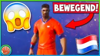 ANIMATED IMAGES OF EMOTES & DUTCH SKIN!! -Fortnite: Battle Royale