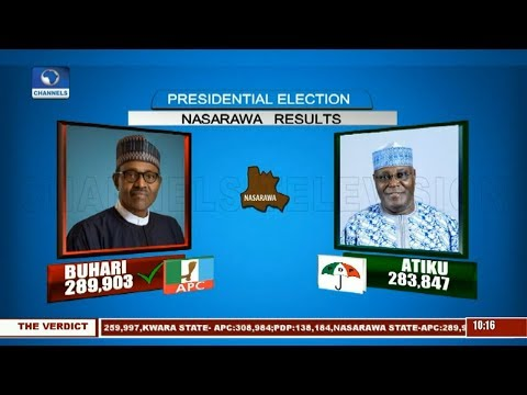 Presidential Election: Buhari Wins Nasarawa State