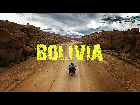 The Altiplano - Earth's Toughest Ride