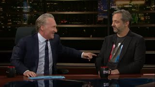 Judd Apatow: It's Garry Shandling's Book | Real Time with Bill Maher (HBO)